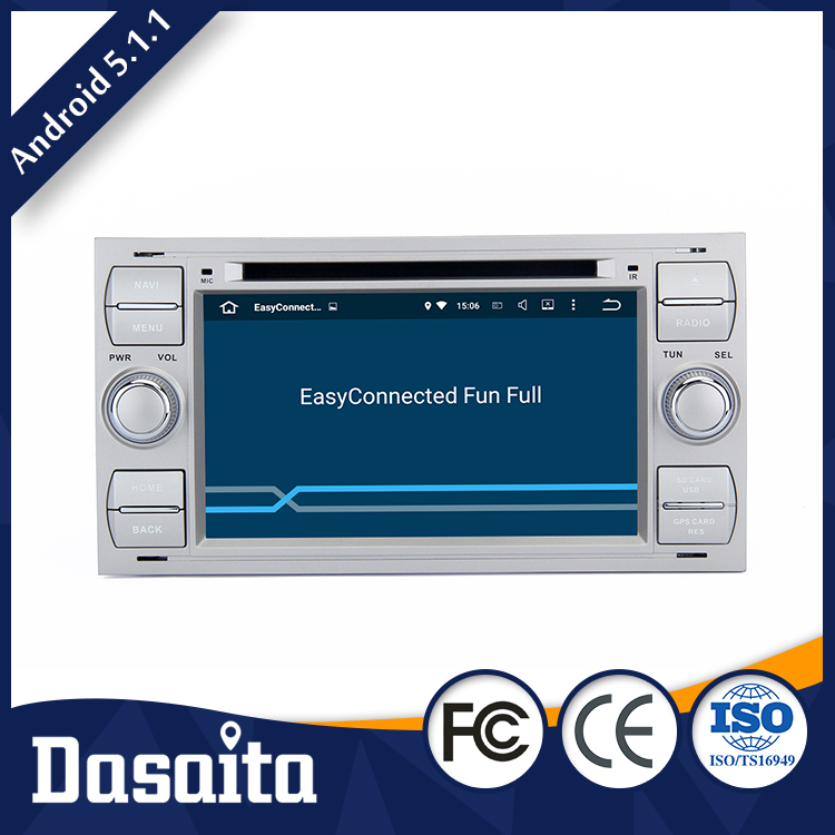 Wholesale cheap 1024 600 touch screen car dvd player for Ford Fusion 2006 2011
