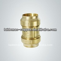 Excellent quality hot selling brass compression fittings for PE pipe