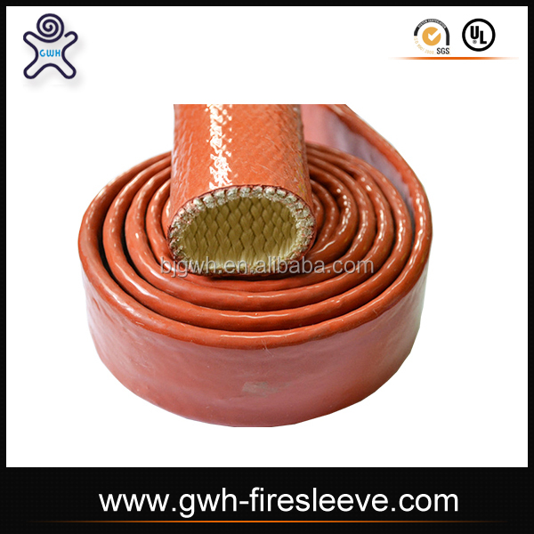 Fire Sleeve Cloth Surface SAE 100 R1AT High Quality Steel Wire Braided Hydraulic Rubber Hose