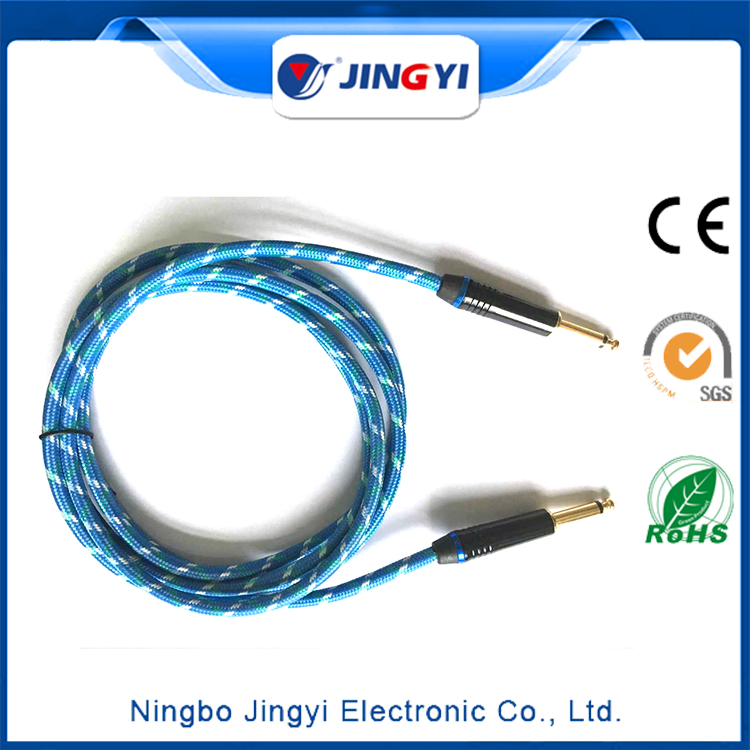 guitar cable tester , instrument cable price list , guitar cable extension