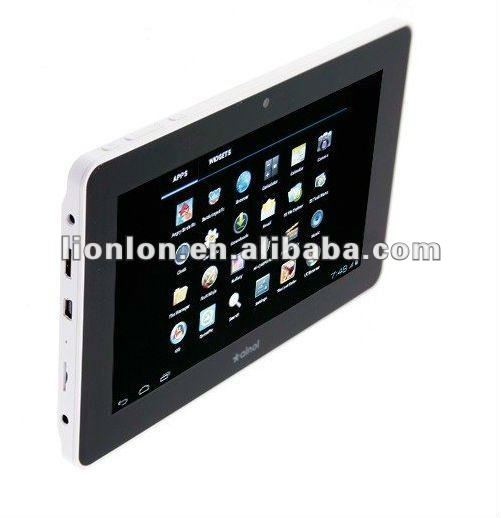 Lastest Product!! First 9inch Tablet PC With Android 4.0 OS A13 1.2G CPU 8GB HDD 512RAM Capacitive Touch Screen