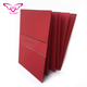 Red Guest Book Wedding