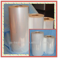 hot sale!!! flexible packaging material Polyolefin plastic film pof shrink film