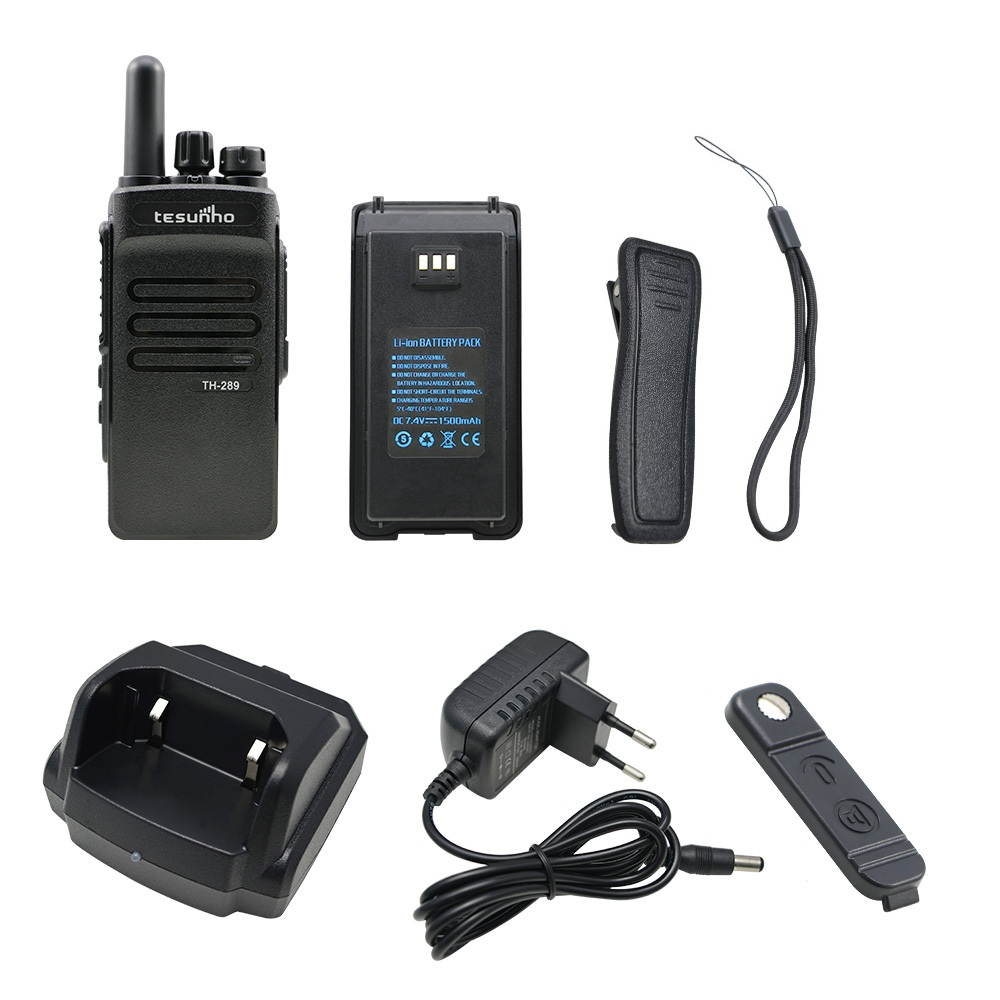 TESUNHO TH-289 WCDMA/GSM 3G Radio 2 Way Radio WCDMA