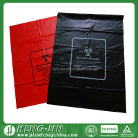 Medical consumables biohazard waste disposal supplies LDPE plastic medical