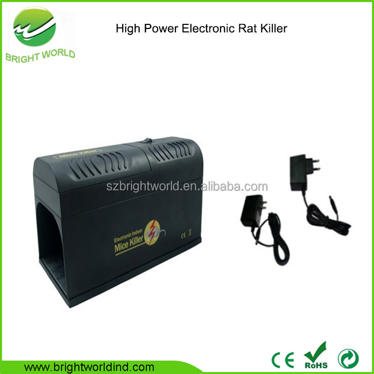 battery mouse repellent electrical mouse and rat trap