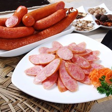 Wholesale 21/23mm smoked sausage dried natural sausage casings