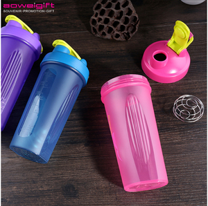 Best Sell Promotional Protein Drink blender ball joyshaker bottles
