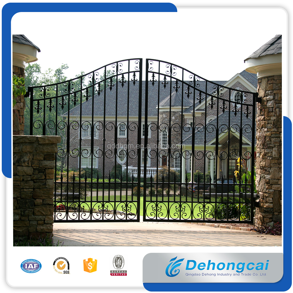 Excellent Modern High Quality Main Iron Gate