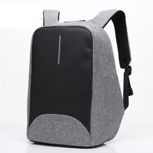 best quality fashion waterproof Anti-theft design travel USB Laptop backpack bag