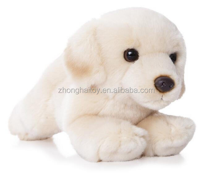 11-Inch Luv to Cuddle Labrador (Golden) Plush Dog Labrador Puppies For Sale