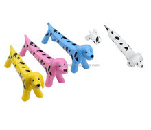Creative dalmatian dog shaped ball pen