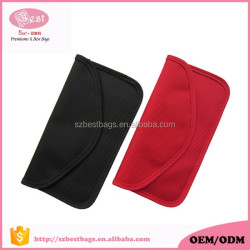 Bag accessories China taobao supplier anti-radiation pouch bag for Iphone 6