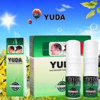Own brand safe natural YUDA hair regrowth oil for men