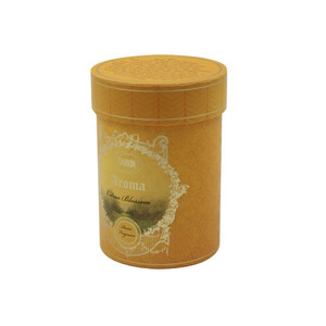 Cylinder Tall Round Box Round Tea Gift Packaging Cardboard Box