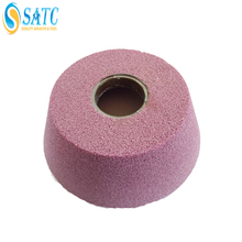 SATC stone diamond grinding wheel/diamond grinding wheels with shaft high quality and good price