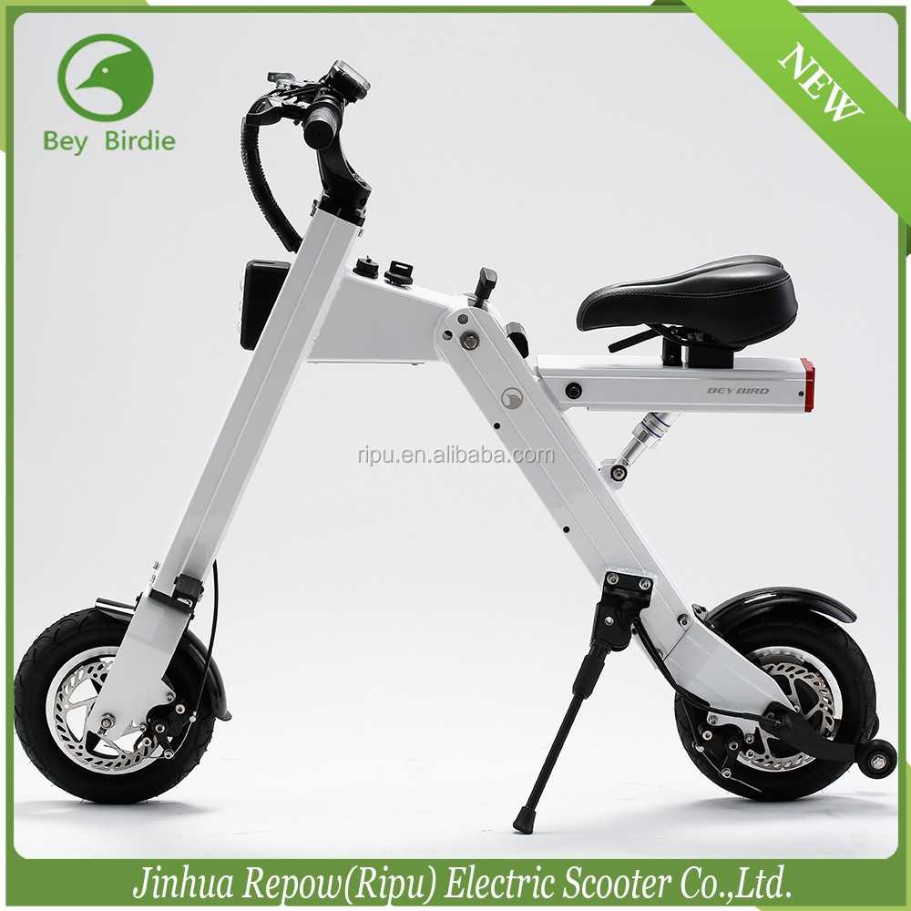 250W motor foldable 3 wheel electric scooter for adults 210A
