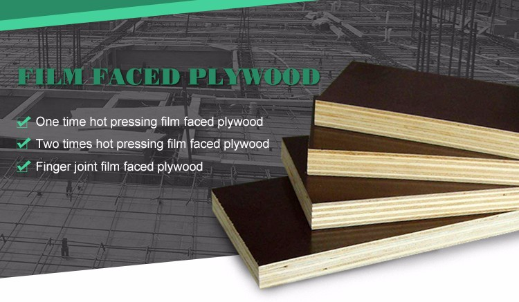 Waterproof film faced plywood price