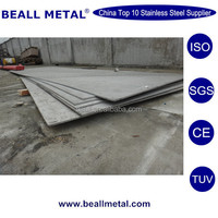 304 316L/no.4 finish duplex stainless Steel Metal Plate/Sheet price