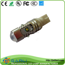 12V Voltage and LED Lamp Type t10 canbus license light 5w