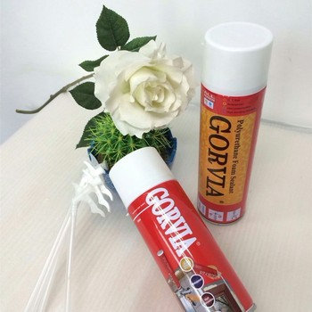 GORVIA Item-R 500ml pu foam sealant adhesive