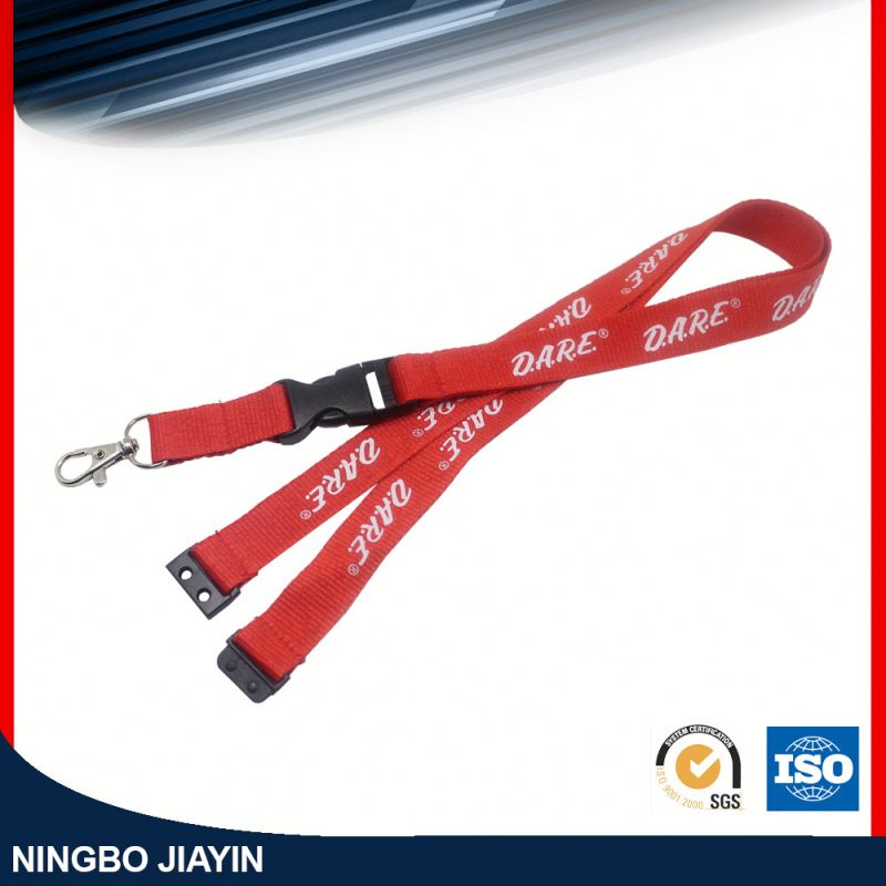 Fine appearance factory supply id card holder with lanyard