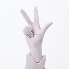 Powdered and powder free Latex Examination Medical Gloves