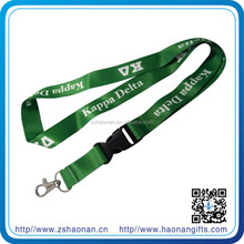 promotional high quality lanyard for corporation