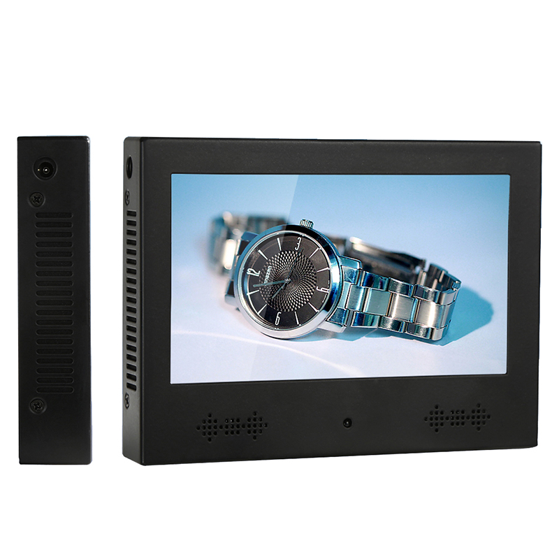 7 Inch Retail Digital LCD Advertising Video Display