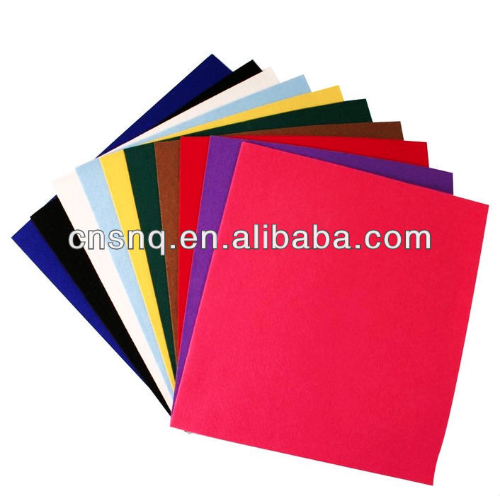 Wholesale Nonwoven Polyester Felt Fabric