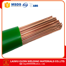 CO2 protection MIG welding wire AWS-A5.18 ER70S-6 0.8mm for stainless steel