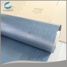 Flexible expanded graphite sheet foil all thickness
