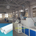 PVC pipe twin-screw extruder