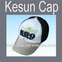 2012 fashion polyster embroidery sports cap