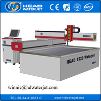 Tile design tile processing water cutter porcelain cutting edge machine
