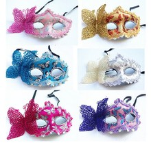 2016 Mutil Color Butterfly Venetian Halloween Masquerade Party Costume Mask