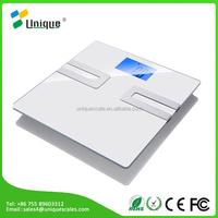Health Safe Bluetooth Digital Body Weight Scale for Smartphone Android4.0/ iOS