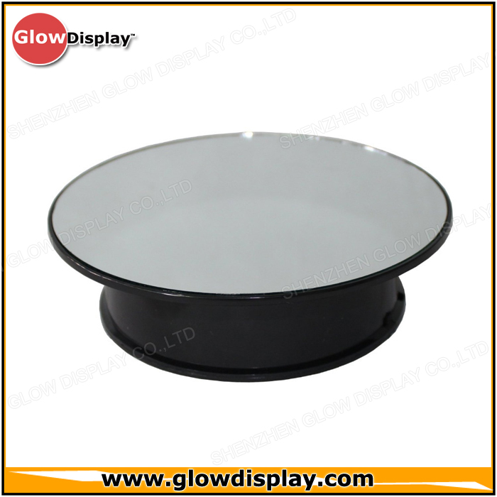 Wholesale Mirror Top Turntable Rotating Display Stand