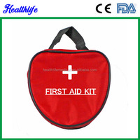 Trauma First aid kit Best Choice For Road Trips, Hiking, Backpacking, Camping, Travel, Adventure, Workplace, School And Home