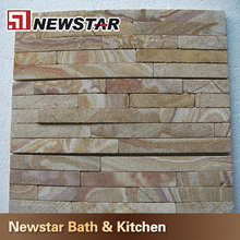 8*8 decorative brown slate tile