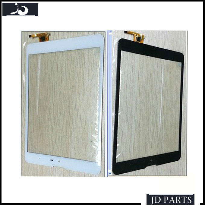 Glass panel for tablet Texet TM-7868 3G touch screen pad digitizer Size: 7.9''