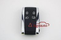 Smart Key Remote 4 button with panic 434Mhz 5WK49243 for 2009 Jaguar XF smart key