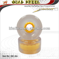 Quad skate wheel, derby roller PU wheel, skateboard wheel 65*35mm