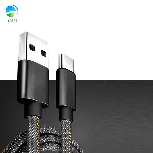 Type-c Extension Usb copper Cable wire for Mobile Phone Charger