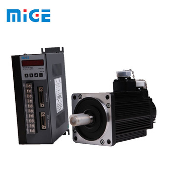 2kw embroidery machine servo motor and controller