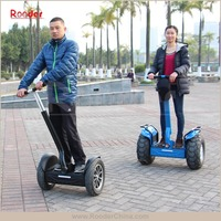 2015 High class China two wheels electric scooter x2, city electric chariot tours , 3 wheel scooter car
