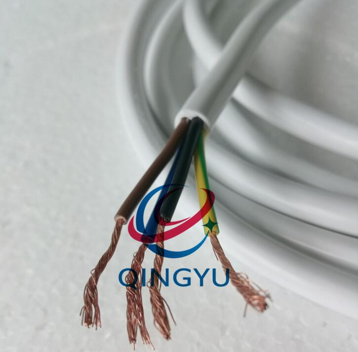 VDE approved <strong>cable</strong> wires <strong>H05VV</strong>-F 3G0.75 electric wire PVC <strong>cable</strong>