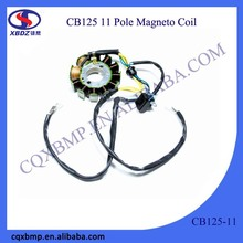 Best Price Motorcycle Parts CB125-11 Magneto Stator Coil for Honda