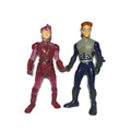 OEM Project Action Figure Sharkboy & Lavagirl set