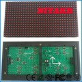 High brightness Outdoor Waterproof 32*16 P10 Red LED Display Module
